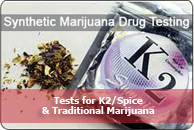 K2 Spice Marijuana Drug Test